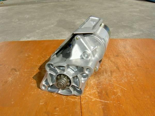 レビン、トレノ/AE86、MR2/AW11、寒冷地仕様用セルモーター(スターター)リビルト品 128000-2060