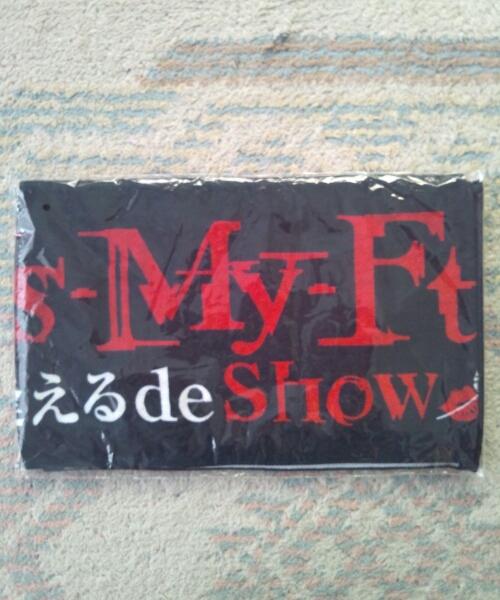 Kis-My-Ft2 タオル