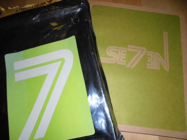 SE7EN Official First//写真集 Code7//セブン