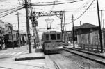 ◆【即決写真】 都電 6213 1972.4 荒川車庫前/335-5