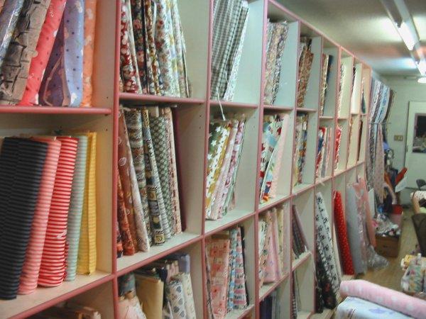 はぎれかわいい布コットンカットクロス14枚セット15cmx15cm16f_店の様子