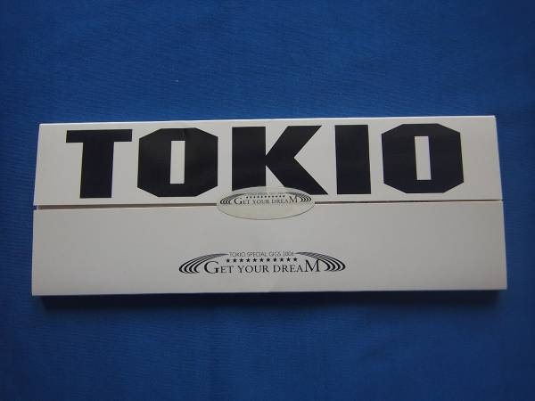■TOKIO special GIGs 2006■パンフレット■GET YOUR DREAM■
