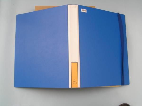 未使用 クリアーファイル キングジム GL A3S判 タテ型 154_画像2