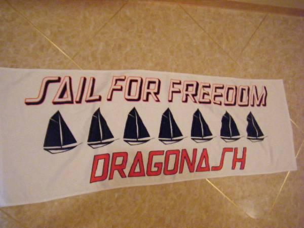 Dragon Ash/ドラゴンアッシュ(新品)スポーツタオル白