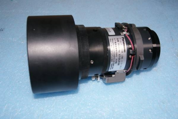 PANASONIC PT-D5700 TH-D5500 TH-D5600 PT-DW5100 TH-DW5000 PT-D4000 th-d3500など用短焦点レンズ ET-DLE100 6個セット_画像2