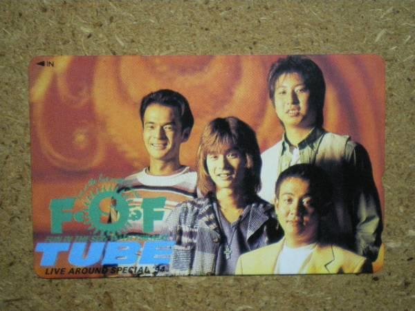 tube・チューブ TUBE '94 テレカ