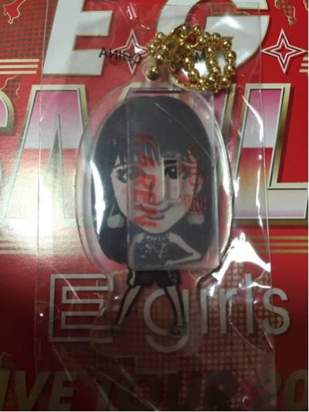 E-girls E.G.SMILE Happiness 藤井夏恋 アクリルキーホルダー ガチャ ライブグッズの画像