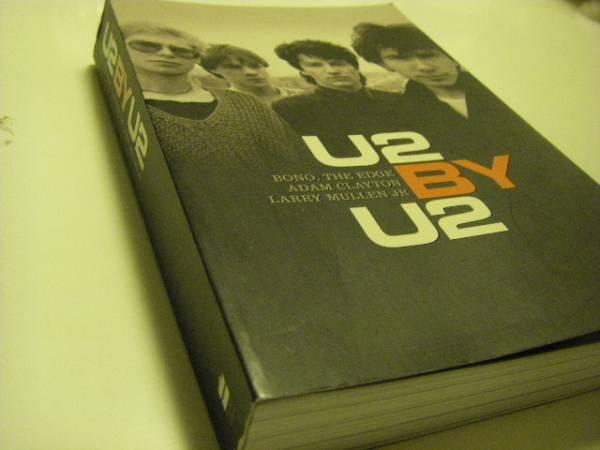 洋書 U2byU2 インタビュー&写真集