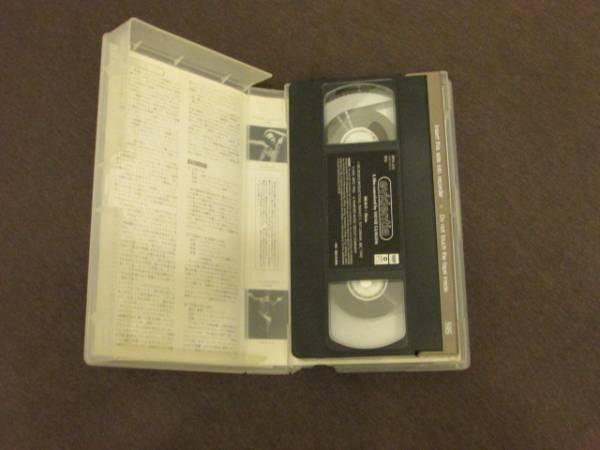 シルヴィ・ギエム エヴィダンシア VHS 字幕スーパー付き_画像2