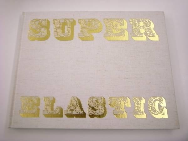 YUKI tour MEGAPHONIC 2011 ツアーパンフレット SUPER ELASTIC