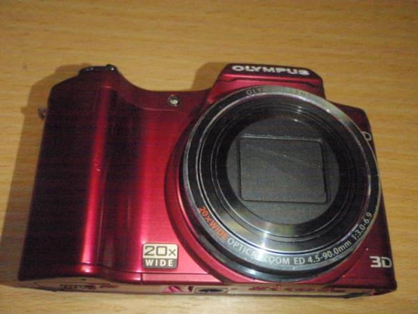 0012 ★故障★ オリンパス デジタルカメラ SZ-11