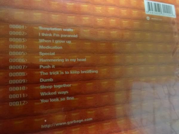 CD garbage version 2.0