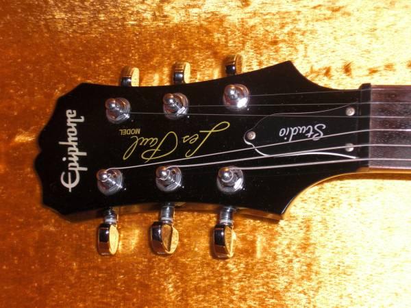交換可●Epiphone Les Paul Studio レスポール スタジオ Gibson