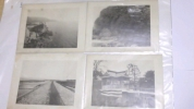 4 戦前 福井県の風景の印刷物12枚セット 福井地方裁判所