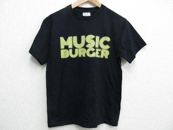 musicるTV MUSIC BURGERフェスTシャツh2241