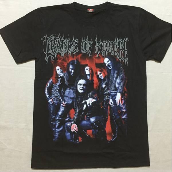 バンドTシャツ クレイドル オブ フィルスCradle Of Filth新品 M