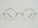 新品 アミパリ メガネ UA3601-1-41 ゴールド AMIPARIS ユニオンアトランティック フレーム/日本製 ラスト1本
