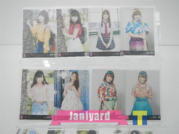 AKB48 SKE48 NMB48 HKT48 NGT48 生写真 混合 30枚 劇場盤 ハイテンション LOVE TRIP 1円