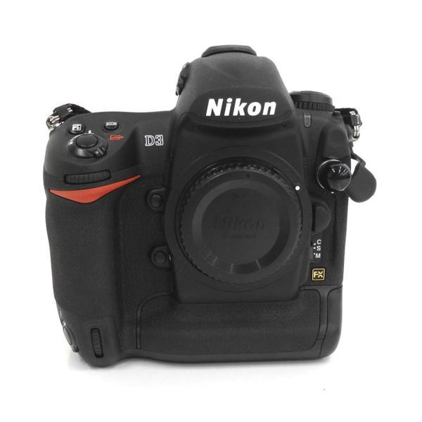 ジャンク品 Nikon ニコン デジタル一眼レフカメラ D3ボディ ジャンク/部品取り/修理用に カメラ