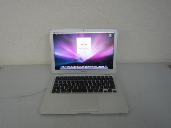 ★ MacBook Air A1237 core2 1.6GHz 2GB ジャンク扱い ★KN89D