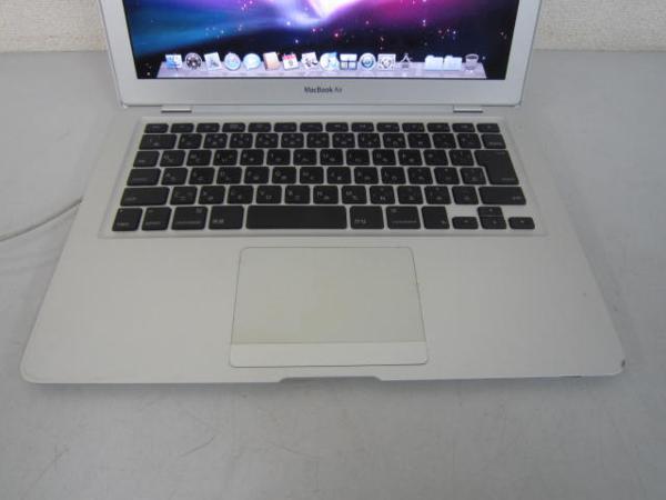 ★ MacBook Air A1237 core2 1.6GHz 2GB ジャンク扱い ★KN89D_画像3