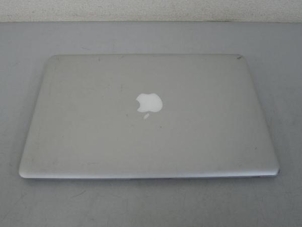 ★ MacBook Air A1237 core2 1.6GHz 2GB ジャンク扱い ★KN89D_画像4