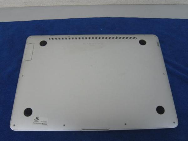 ★ MacBook Air A1237 core2 1.6GHz 2GB ジャンク扱い ★KN89D_画像7