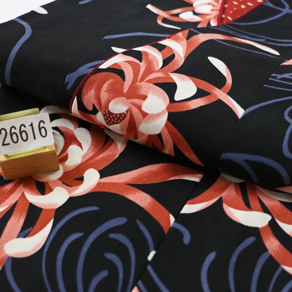 着物用コート 羽織コート 道中着 H・L アッシュ・エル 和装 防寒 新品(株)安田屋_画像2
