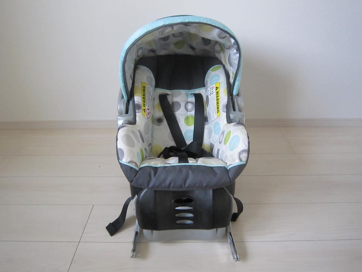 Baby Trend ベビートレンド TS41961 トラベル システム 3輪 バギー ベビーカー チャイルドシート Nexton Travel System- Mod Dot_画像4