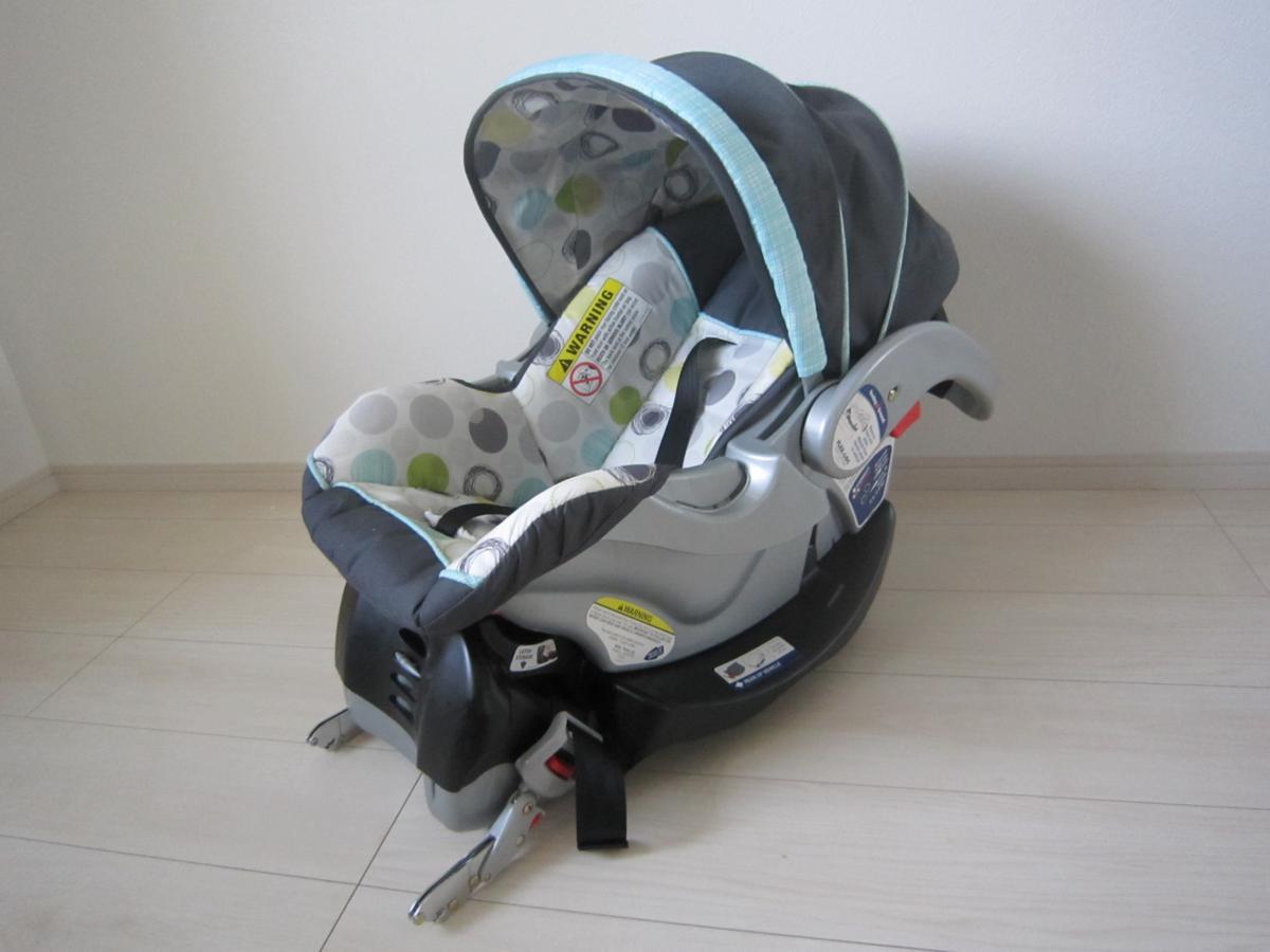 Baby Trend ベビートレンド TS41961 トラベル システム 3輪 バギー ベビーカー チャイルドシート Nexton Travel System- Mod Dot_画像3