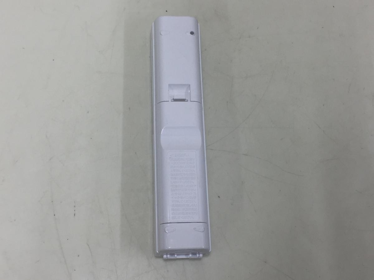 日立 HITACHI エアコン リモコン RAR-5T2 中古品_画像3