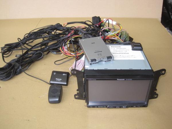 ストラーダ CN-HDS700D VICS GPS ETC リモコン付き【nab】TO_画像1