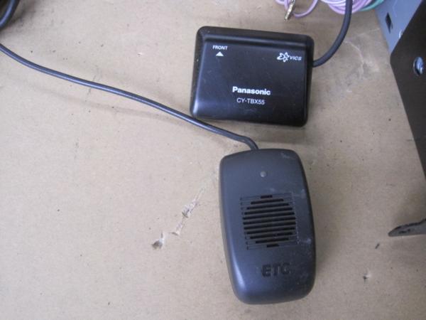 ストラーダ CN-HDS700D VICS GPS ETC リモコン付き【nab】TO_画像4
