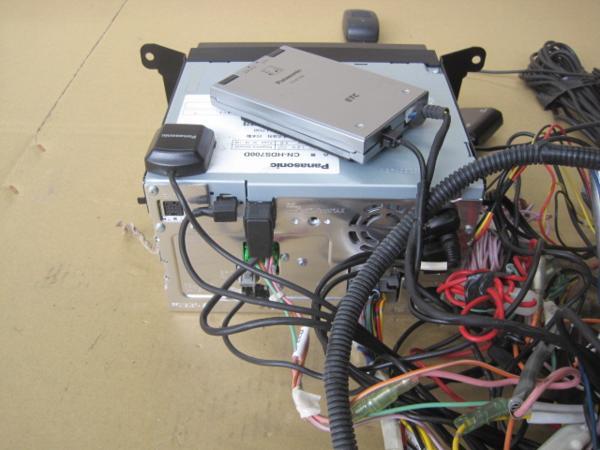 ストラーダ CN-HDS700D VICS GPS ETC リモコン付き【nab】TO_画像5