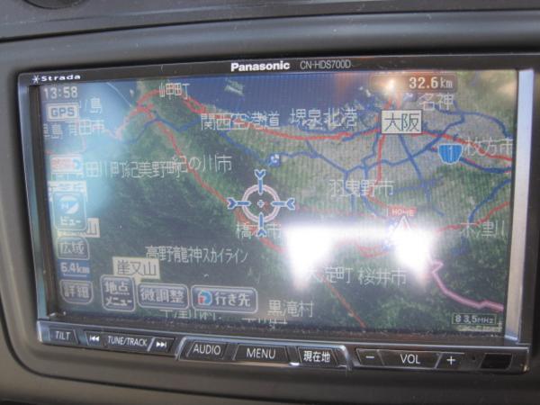 ストラーダ CN-HDS700D VICS GPS ETC リモコン付き【nab】TO_画像7