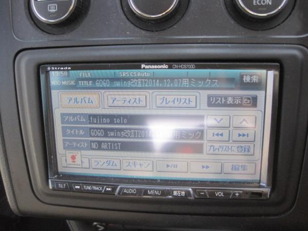 ストラーダ CN-HDS700D VICS GPS ETC リモコン付き【nab】TO_画像8