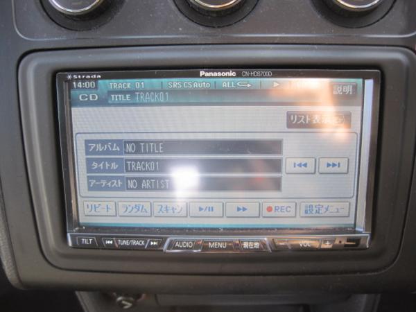 ストラーダ CN-HDS700D VICS GPS ETC リモコン付き【nab】TO_画像10