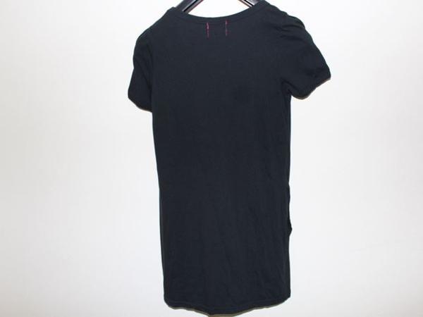 ロックスターズエンジェルス ROCKSTARS&ANGELS レディース半袖Tシャツ ブラック XSサイズ 新品 黒_画像5