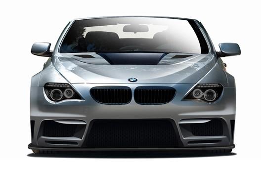 BMW 6シリーズ E63 E64 コンバーチブル AF-2 ワイドボディキット エアロ11点セット【送料無料】 カブリオレオーバーフェンダー_画像2