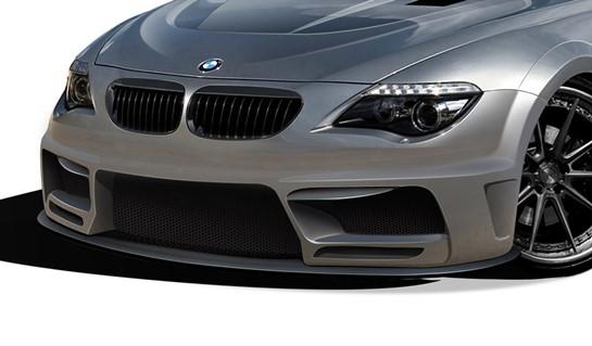 BMW 6シリーズ E63 E64 コンバーチブル AF-2 ワイドボディキット エアロ11点セット【送料無料】 カブリオレオーバーフェンダー_画像3