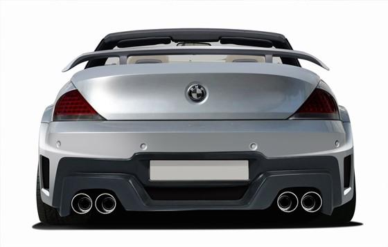 BMW 6シリーズ E63 E64 コンバーチブル AF-2 ワイドボディキット エアロ11点セット【送料無料】 カブリオレオーバーフェンダー_画像5