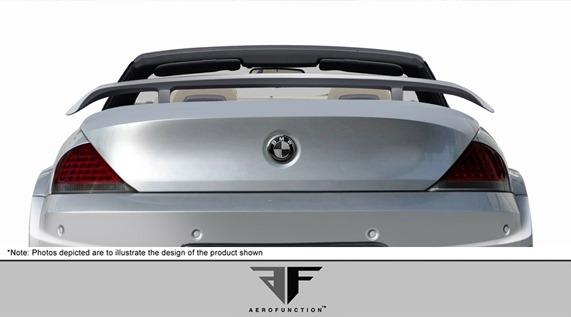 BMW 6シリーズ E63 E64 コンバーチブル AF-2 ワイドボディキット エアロ11点セット【送料無料】 カブリオレオーバーフェンダー_画像8