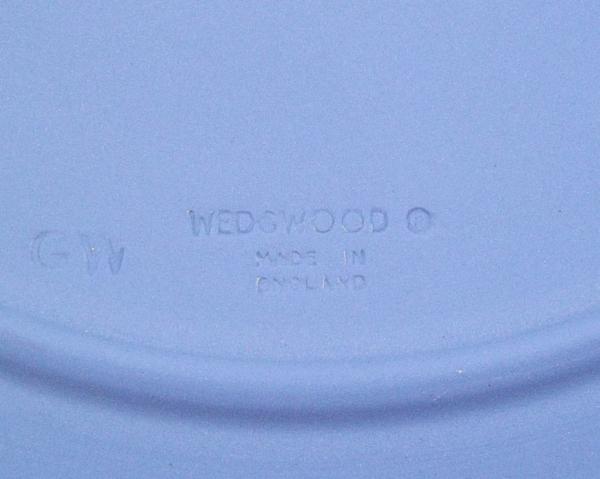 ■ウェッジウッド( シドニーオペラハウス) ジャスパー 飾皿 F51_画像4