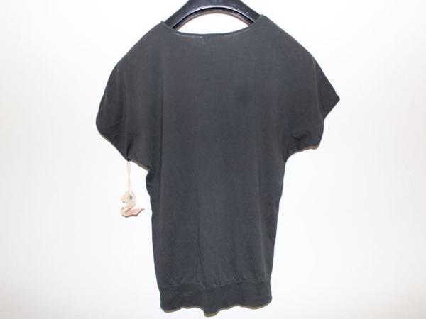 キャメロンハワイ Cameron Hawaii レディース半袖Tシャツ ブラック Sサイズ 新品_画像4