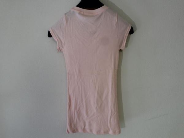 フロムファースト FROM FIRST musee レディーススマイル半袖Tシャツ ピンク 新品_画像5