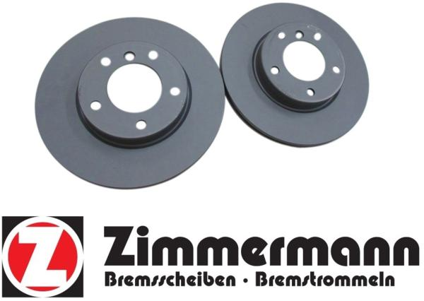 OZ(純正OEM品)フロントブレーキローター左右セット 3411-6864-060 150.1269.20/BMW E36 E46 3シリーズ Z3 E36 Z4 E85_画像1