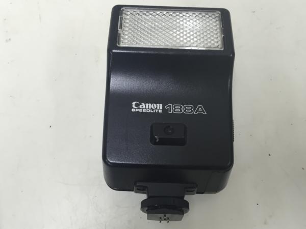 Canon キャノン SPEED LITE 188A ストロボ