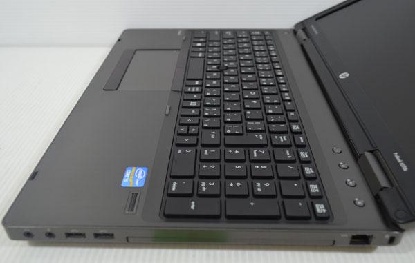02R7 HP ProBook 6570b Core i5 3210M 8GB 320GB Windows 10 Professional 64bit 高解像度液晶 HD+ 1600x900 WiFi 無線LAN webカメラ 内臓_画像6