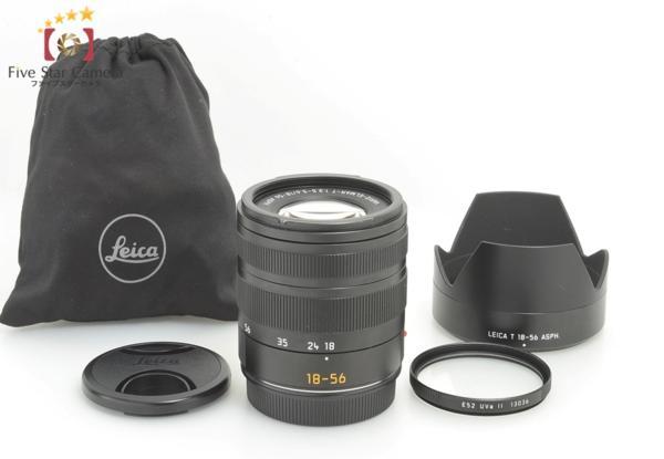 【中古】Leica ライカ VARIO ELMAR-T 18-56mm f/3.5-5.6 ASPH. 11080