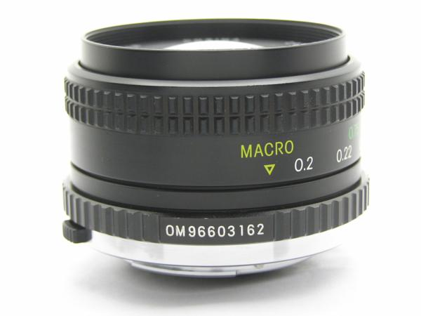 ★ハロ-カメラ★5688 OLYMPUS OM用 COSINA(24mm F2.8 MC MACRO) 多少の難有り動作品_画像6